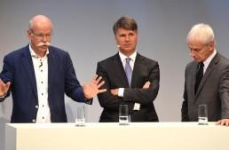 Daimler, BMW, Audi, Porsche and Volkswagen, allegations on forming emissions cartel