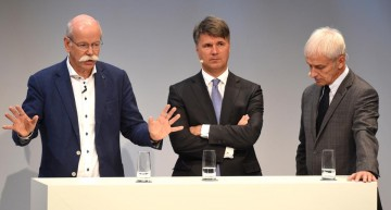 Daimler, BMW, Audi, Porsche and Volkswagen, allegations on forming emissions cartel