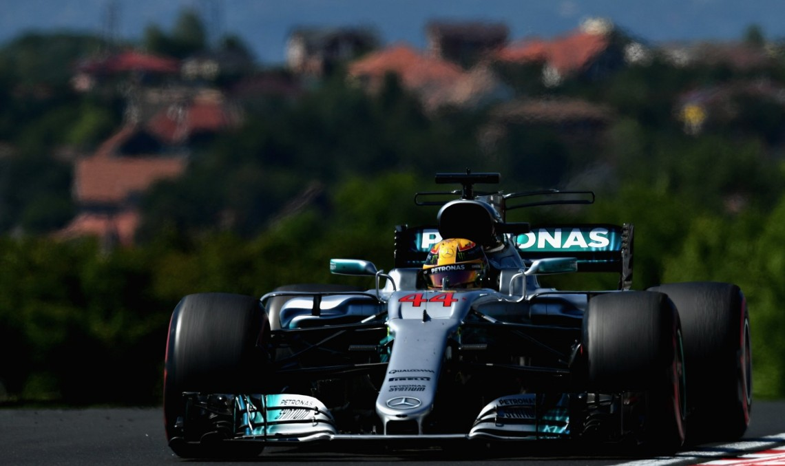 Hungarian Grand Prix – The day of the Mercedes broken Silver Arrows