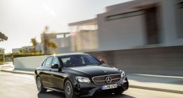 First half 2017: the strongest half-year Mercedes sales in history