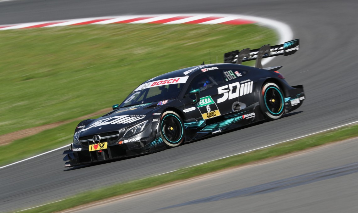 Shock: Mercedes leaving DTM after 2018, enters Formula E