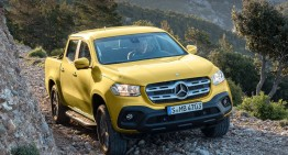 A new era has begun today – First video of the Mercedes-Benz X-Class