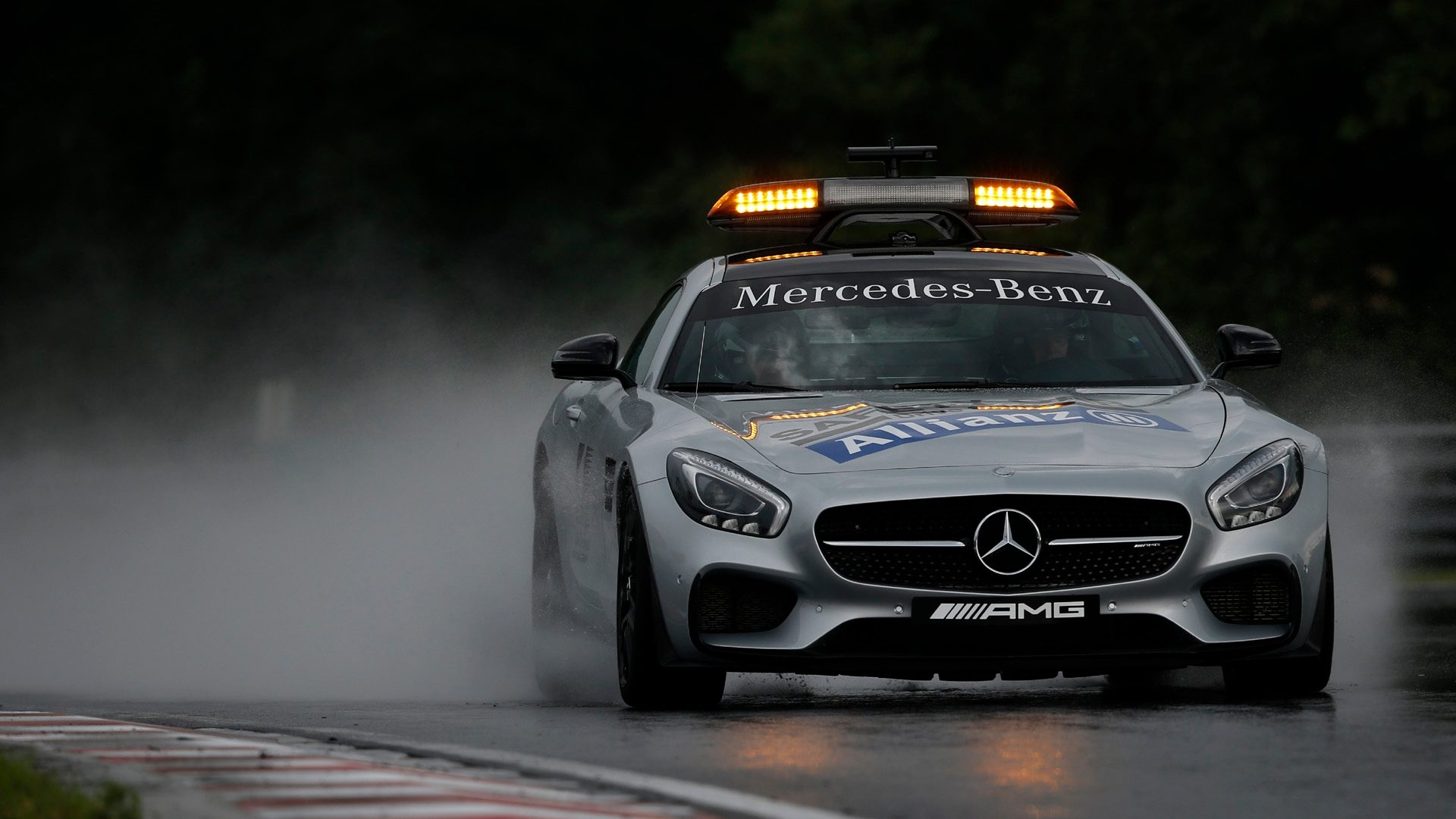 Formula 1 Planning To Get An Autonomous Safety Car In The Near Future Mercedesblog