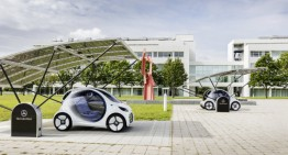 Re-confirmed: More than ten different electric Mercedes by 2022