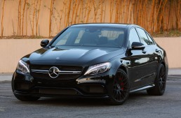 Slow down so you can feel it – Mercedes-AMG C63 S