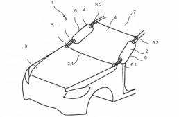 Mercedes-Benz patents pedestrian airbags