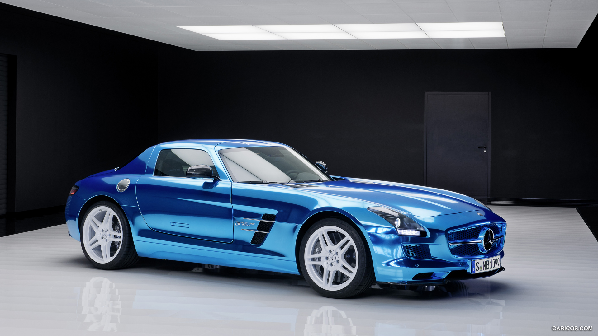 Mercedes Amg Set To Bet On High Performance Electric Cars