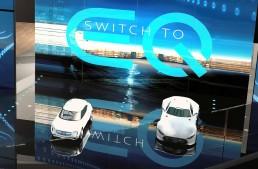 Mercedes Frankfurt stars: AMG Project One, EQ A Concept, Fuel Cell GLC
