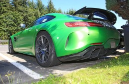 Mercedes-AMG GT Black Series here in 2020 with 640 hp