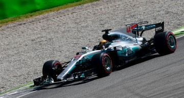 Mercedes in command in Monza, at the Italian Grand Prix
