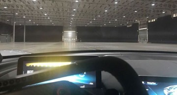 WORLD FIRST. Mercedes-AMG Project One interior revealed