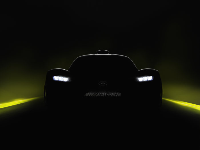 Mercedes-AMG Project ONE – Formula 1 technology comes onto the road