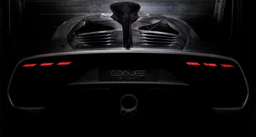 That's one insane machinery – Mercedes-AMG Project One teased ahead of debut