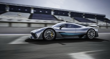 They make it look so easy – Mercedes-AMG shows how they built the Project ONE