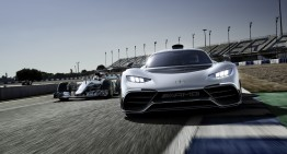 Mercedes-AMG Project One first-ever video is here – with Lewis Hamilton!