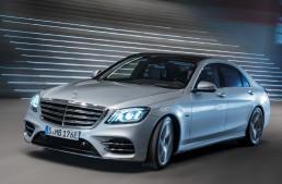 FRANKFURT IAA 2017: New plug-in hybrid Mercedes-Benz S 560 e