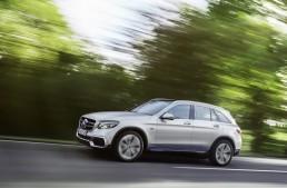 FRANKFURT LIVE: Mercedes GLC F-Cell, first series SUV powered by hidrogen