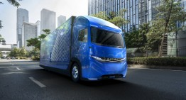 Daimler Trucks reveals Vision One, an all-electric heavy-duty truck