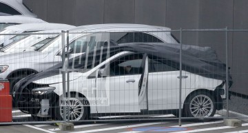 SPY PICTURES: All-new 2018 Mercedes B-Class revealed