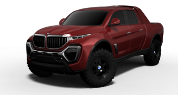 It's gonna happen sooner or later – Mercedes-Benz X-Class might get a BMW rival