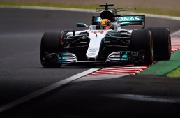 Blink and you'll miss it! Lewis Hamilton wins the Japanese Grand Prix