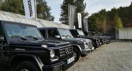 Mercedes-Benz + Bridgestone = aventure. Game over, reality begins here!