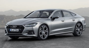 CLS Killer? All-new Audi A7 four-door coupe is here