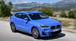 GLA killer? All-new BMW X2 SUV Coupe first photos and info