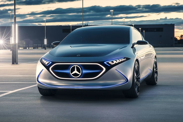 Mercedes-Benz invests $600 million to build EQA compact electric car in France