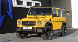 Posaidon G RS 850: Mercedes G-Class becomes a sports car