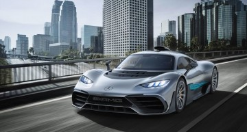 The Mercedes-AMG One supercar delayed until 2021?