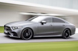 Dynamism – The first video of the 2018 Mercedes-Benz CLS