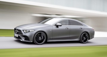 CLS 53 coming to replace the 63