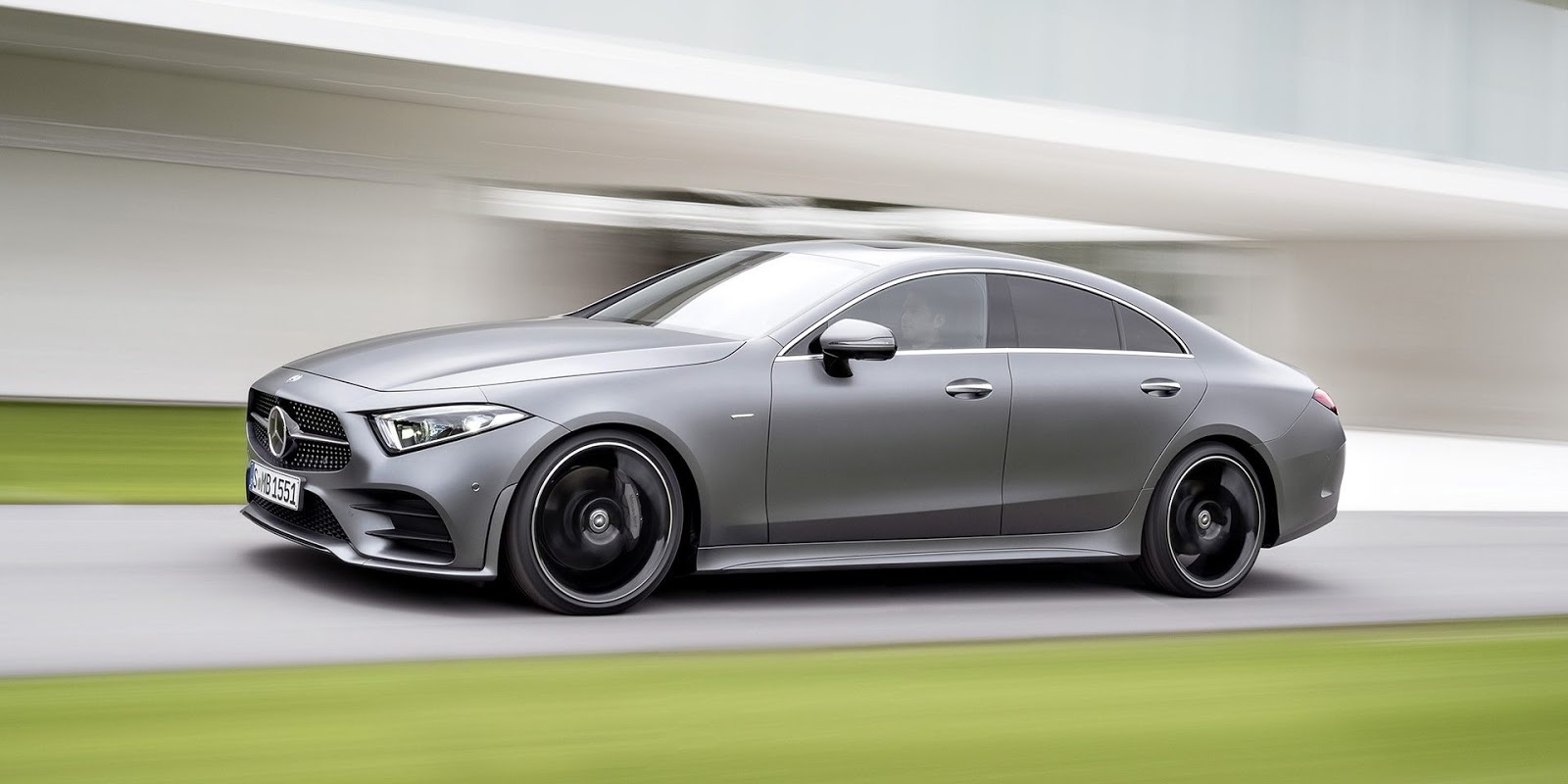 Dynamism The First Video Of The 2018 Mercedes Benz Cls Mercedesblog