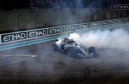Grand finale of 2017 – Valtteri Bottas wins the Abu Dhabi Grand Prix