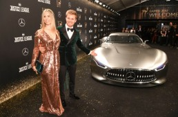 Mercedes-Benz was the star of the 69th BAMBI Awards