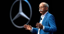 Daimler CEO Dieter Zetsche, leaving next year. Who will be the new boss?