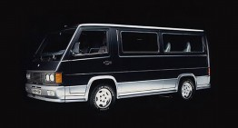 History lesson: Mercedes-AMG diesel van, dream or reality?