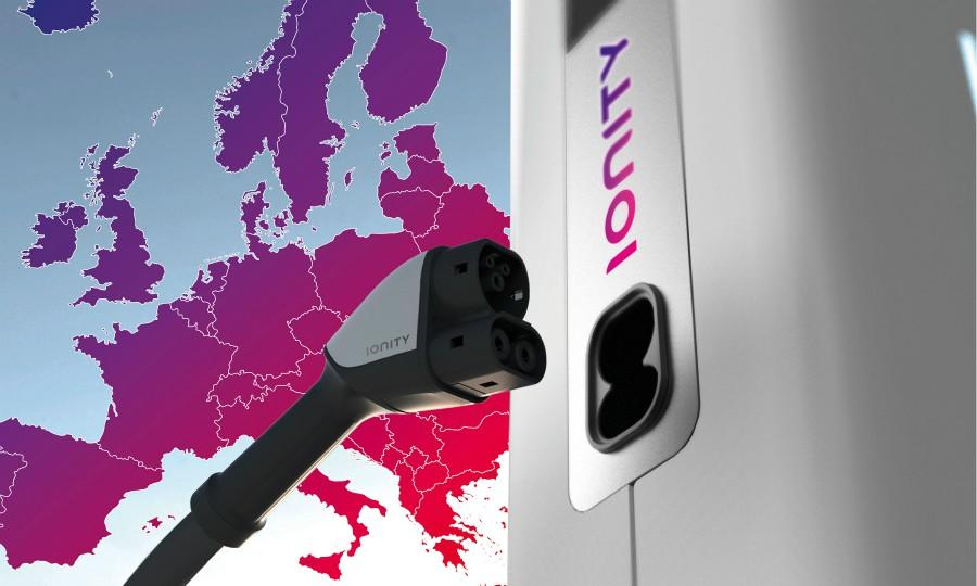 IONITY: Daimler, BMW, VW and Ford create Euro-wide charging network