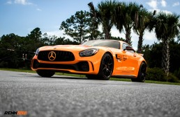 Hello, pumpkin! Renntech takes the Mercedes-AMG GT R to 761 HP