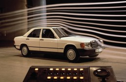Legendary Mercedes-Benz 190 W 201 celebrates its 35th birthday