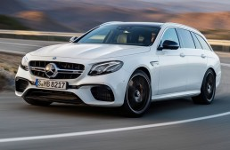 Mercedes-AMG E63 S 4Matic+ is the world's fastest wagon at The Ring