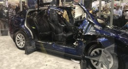 Oops! Wrong car! How Mercedes dismantled a Tesla Model X from a car rental company and put it back together