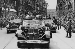 Hitler's Mercedes-Benz 770K Grosser Offener Tourenwagen heading to auction