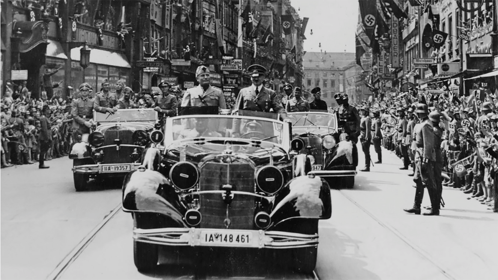 Hitler's Mercedes-Benz 770K Grosser Offener Tourenwagen heading to auction