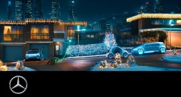 The high-tech Christmas – This is the new Mercedes-Benz holiday ad