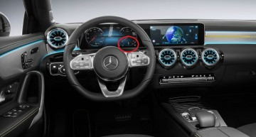 2018 Mercedes A-Class: New hybrid variant with 50 km range