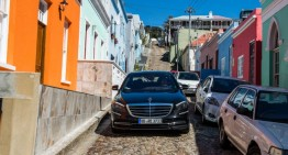 Going autonomous in South Africa – The self-driving Mercedes-Benz S-Class has reached Cape Town