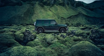 Stronger Than Time – Mercedes started promotion of the new G-Class