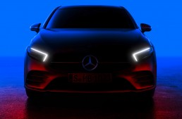 New Mercedes-Benz A-Class teased before debut on 2nd of February